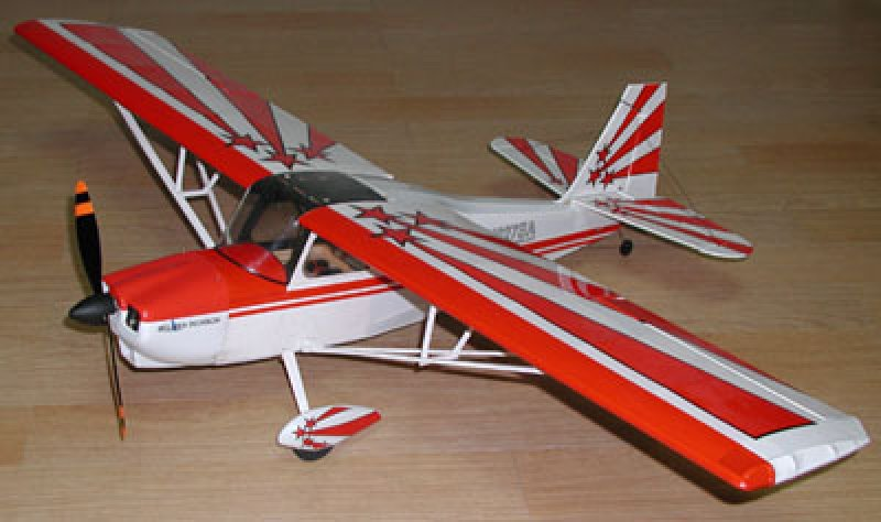 E*star Models Bellanca Super Decathlon