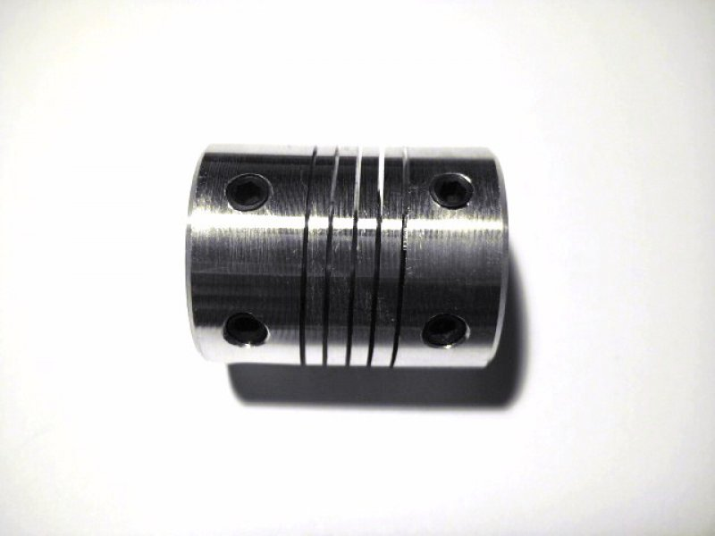 CNC Wellenkupplung / Shaft Coupling
